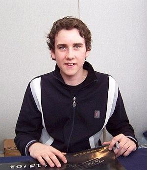 Matthew Lewis (actor) - Lewis in October 2003