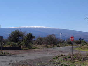 Vulkanine siera