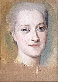 Princess Maria Christina of Saxony (1735–1782) Princess of Saxony and an Abbess