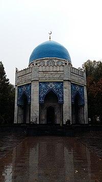 Mausoleum of Jambyl Jabayev.jpg
