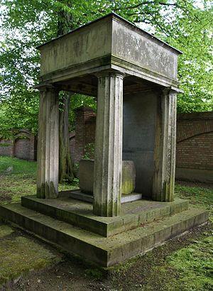 Fausto Sozzini - Mausoleum of Faustus Socinus in Luslawice