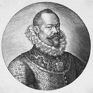 Maximilien de Hénin, 3rd Count of Bossu