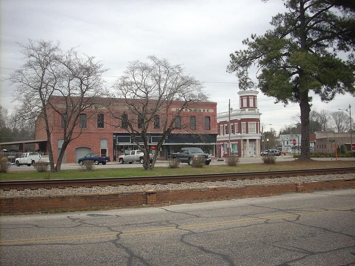 Maxton Nc Map.Maxton North Carolina Wikipedia