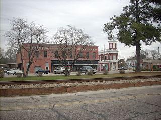 Maxton, North Carolina Town in North Carolina, United States