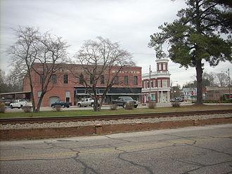Maxton, North Carolina - Maxton, North Carolina