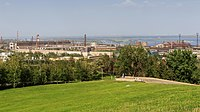 May2015 Volgograd img06 View from Mamaev Hill.jpg