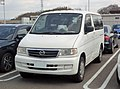Mazda Bongo FRIENDEE 2.5 RS-V Normal-Roof (GF-SG5W) front.jpg