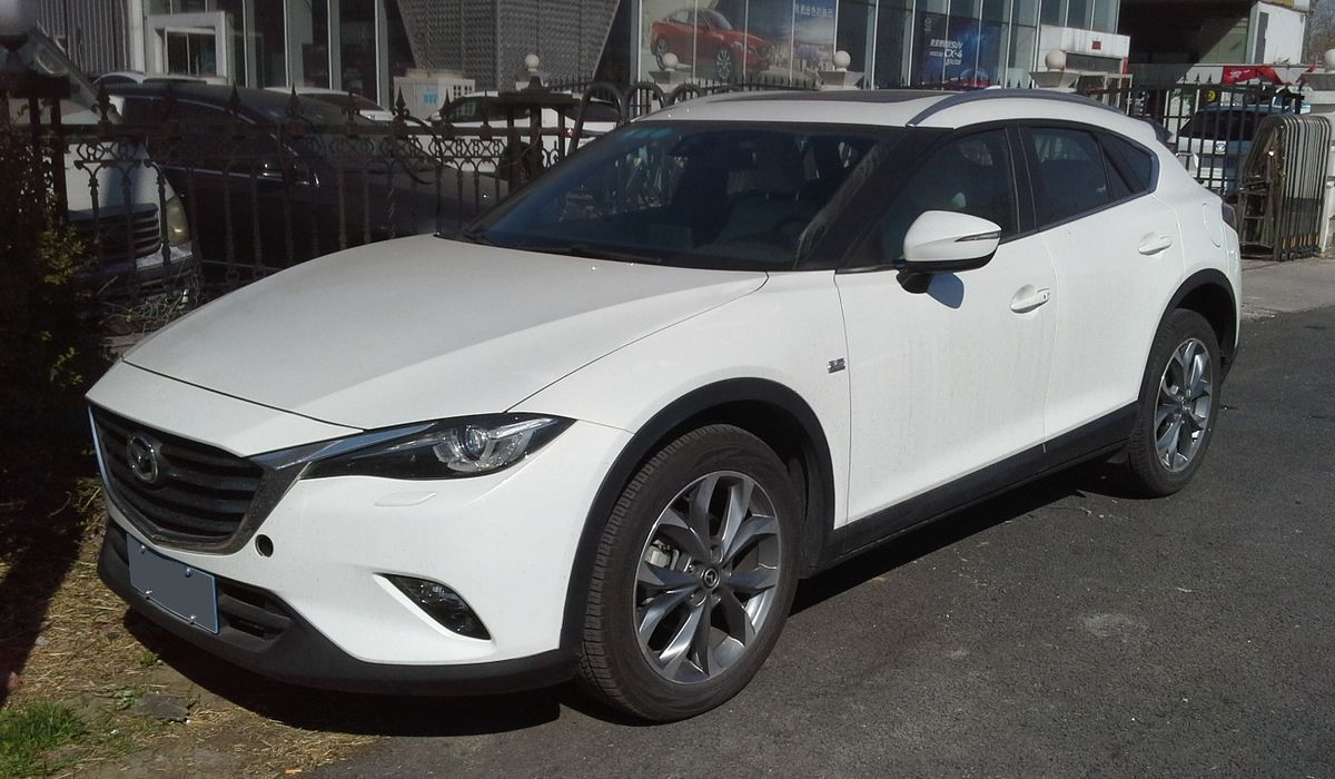 Mazda Cx  Grand Touring Standard Features