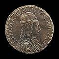Medalist T.R., Giovanni Pico della Mirandola, 1463-1494, Philosopher and Poet, NGA 45166.jpg