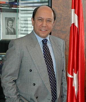 Mehmet Ali İrtemçelik -  Mehmet Ali İrtemçelik in his office in Berlin, Germany
