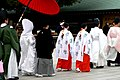 Meiji-jingu wedding procession - P1000847.jpg
