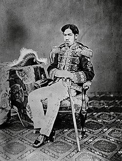 明治天皇 - Wikipedia