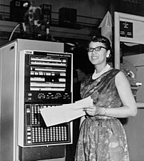 Melba Roy Mouton, an early programmer at NASA