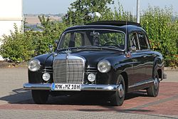 Mercedes-Benz 180 Dc (W 120)