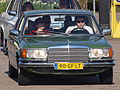 Mercedes-Benz 450 SE (1975), Dutch licecence registration 90-GF-LT.JPG