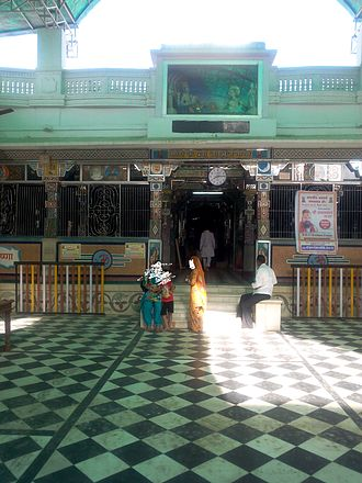 Merta City - Chaturbhujnath Meera temple complex