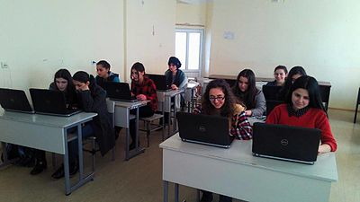 Mesrop Mashtots Charentsavan high school workshop, 14.02.2017 01.jpg