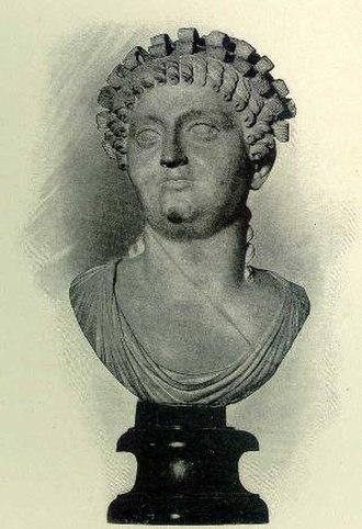 Statilia Messalina - Statilia Messalina, third wife of Nero