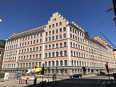 Tehtaankatu Helsinki