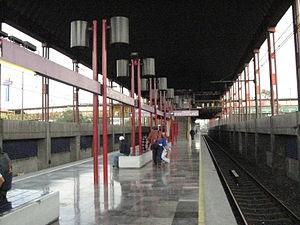 MetroPeñonViejo