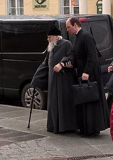 Estonian priest