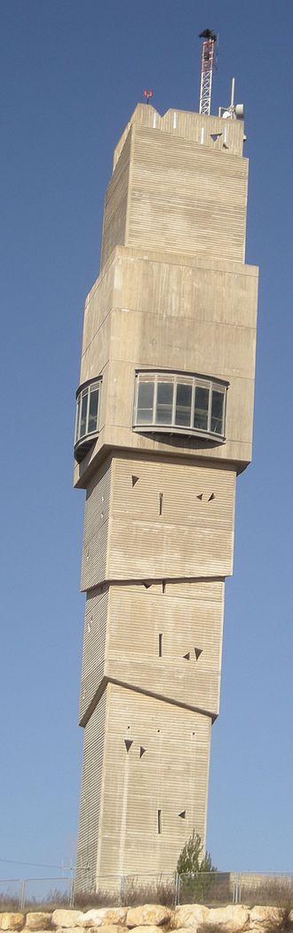 Mevaseret Zion - Mevasseret Zion water tower