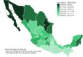 Mexico GDP per capita 2012.png