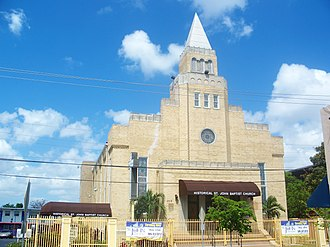 McKissack & McKissack - St. John's Baptist Church, Miami; built in 1940
