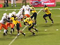 Miami on offense at 2008 Emerald Bowl 05.JPG