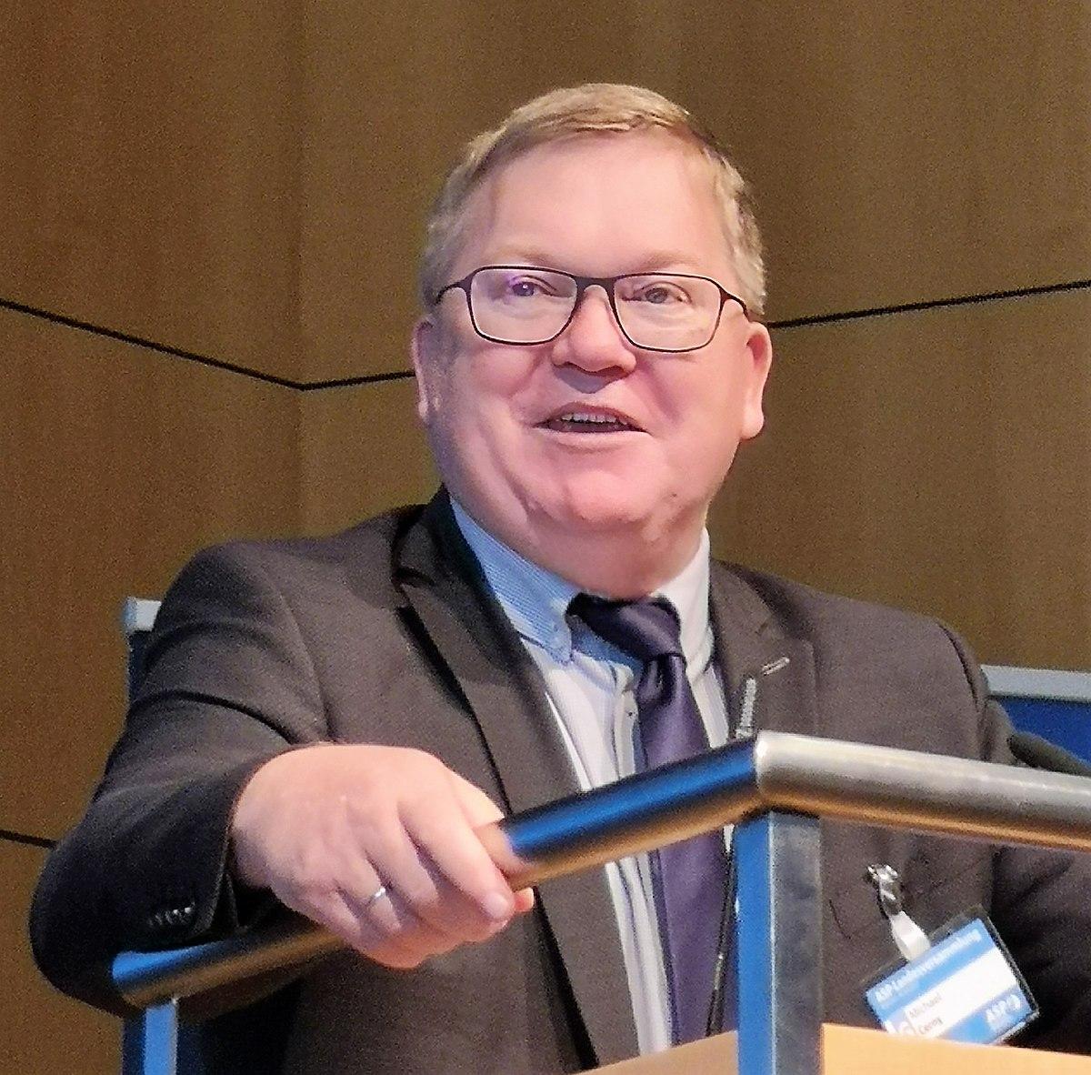 Bürgermeister Amberg