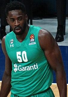 Micheal Eric Nigerian basketball player