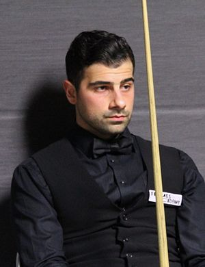Michael Georgiou - Paul Hunter Classic 2016