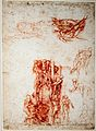 Michelangelo - Studies for a Deposition from the Cross.jpg
