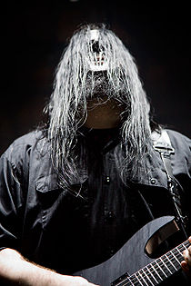 mick thomson signature guitar