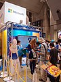 Microsoft booth, Comic Market 84 20130810.jpg