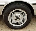 Mid 1981 De Lorean silver wheel.JPG
