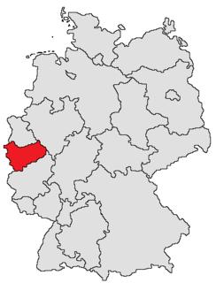 Landesliga Mittelrhein association football league