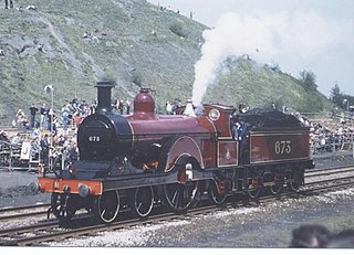 4-2-2 locomotive wheel arrangement