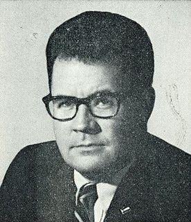 Mike McKevitt American politician
