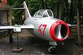 Mikoyan MiG-15UTI 47 red (8455564879).jpg