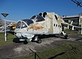 Mil Mi-24, front, 2020 Csepel.jpg