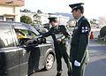 Military police at JGSDF Camp Yamaguchi 2012.jpg