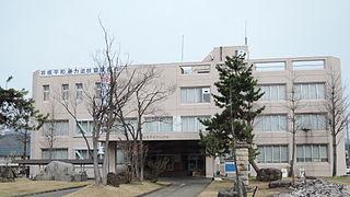 Minamiuonuma City in Chūbu, Japan