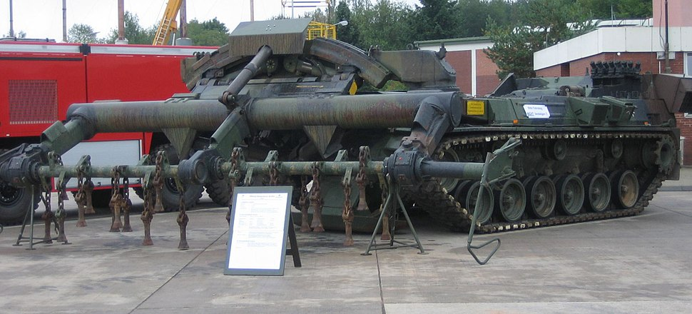 Mine Clearing System KEILER