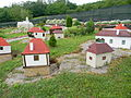 Miniature of the traditional Serbian house Serbia7.JPG