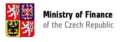 Ministry of Finance of the Czech Republic logo-en.png