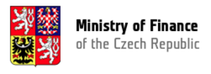 Ministry of Finance (Czech Republic) - Image: Ministry of Finance of the Czech Republic logo en