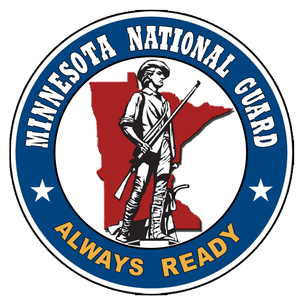 Minnesota Air National Guard - Image: Minnesota National Guard logo