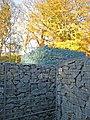 Minotaur Maze, Kielder Castle (Detail) - geograph.org.uk - 604990.jpg