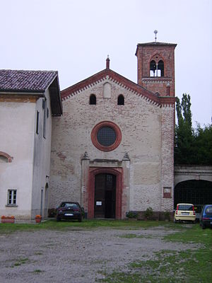 Mirasole Abbey - Mirasole Abbey church